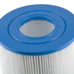 Onderkant spa filter open gat