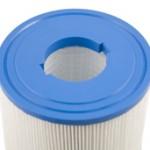 Onderkant spa filter bajonet sluiting