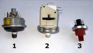 pressure switches123